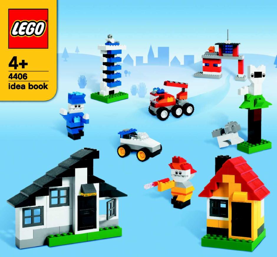Lego 4406 Creator-Set aus 2003