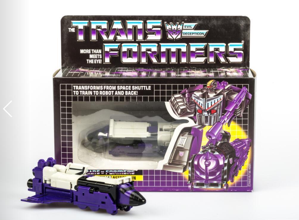 Transformers G1 Astredrain reissue brand new Gift