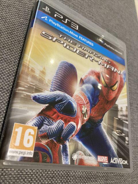 Sony PS3 the amazing spider-man jeu vidéo