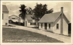 Deering-NH-Community-Center-Real-Photo-Postcard-2