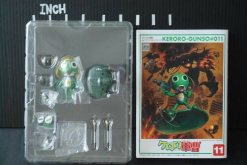 Frog JAPAN Mine Yoshizaki manga Keroro Gunso 11 First Limited Edition Sgt