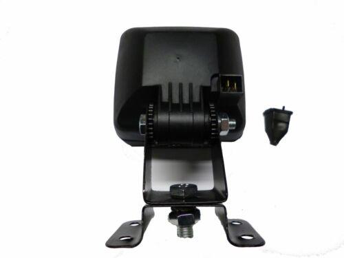 Arbeits Rückfahrscheinwerfer Zusatzscheinwerfer incl  Leuchtmittel H3//12V