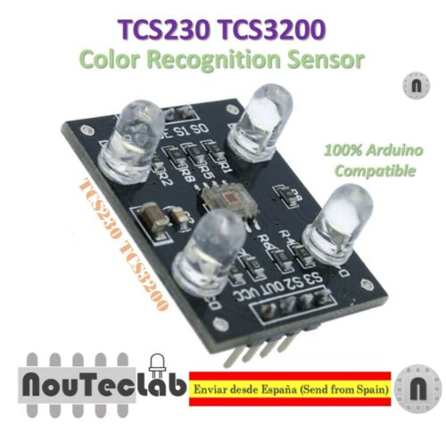 TCS230 TCS3200 Color Recognition Sensor Detector RGB Color Sensor Module