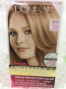 Image Is Loading L 039 Oreal Excellence Creme Hair Color 8bb