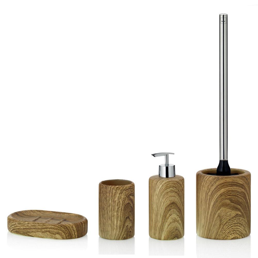 À 4 pièces bain salle de Bad Porte-savon Brosse toilettes Distributeur savon