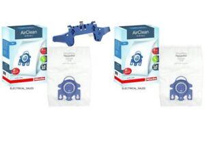 12 sacs pour aspirateur Miele S5261 GN Aspirateur Poussière Hoover Sacs /& Filtres Kit de maintenance