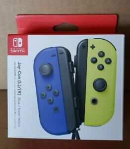 BRAND-NEW-Nintendo-Joy-Con-L-R-Wireless-Controller-for-Switch