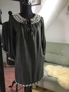 Balmain Kleid Original 100 seide Paris WY6vnw1xfn