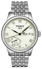 Tissot T0064241126300 Swiss Automatic Power Reserve  Le Locle Men's Watch - NEW