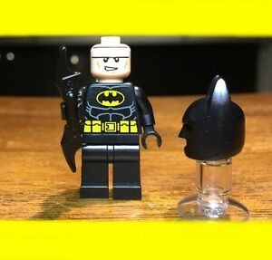 LEGO MOVIE BATMAN GENUINE AUTHENTIC MINIFIGURE SET# PRES ...