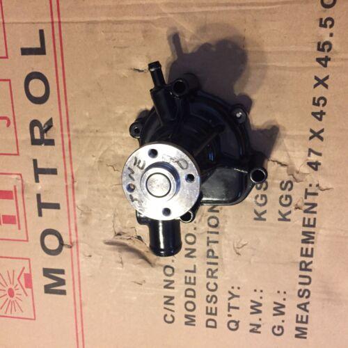129002-42004 WATER PUMP 3TNE84  Fits John Deere Tractors 675 2355  3215 955
