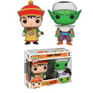 8a0c5df0fb04c Figurine Funko Pop Vinyl - DragonBall Z- 02 Pack Gohan / Piccolo ...