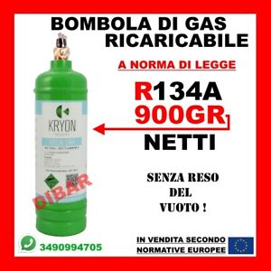 GAS-REFRIGERANTE-R134A-BOMBOLA-DA-1-KG