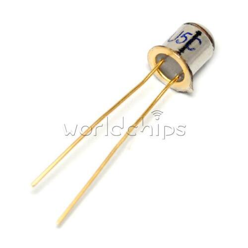 10PCS 3DU5C Metal Package Silicon NPN Phototransistor Transistor Triode