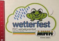 Aufkleber/Sticker: MWH Möbel-Ideen - Wetterfest PVC Wirbelgesintert (20031640)