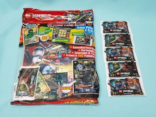 Lego Ninjago série 5 Trading Card Game-classeur