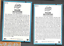 miniature 4 - 4- 1987-1991 Mark McGwire Error Cards & 4 Mark McGwire Oakland  A' s Cards