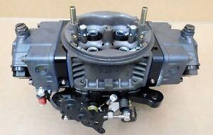 Holley-0-80803HB-Ultra-XP-Alum-Carb-750cfm-Billet-Metering-Blocks-Gray