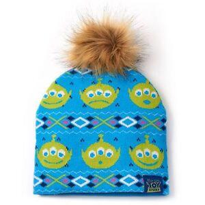 Details about Toy Story Beanie Womens Mens Teen Winter Hat w  Pom Aliens  Little Green Men NEW 6b0f15f92d594