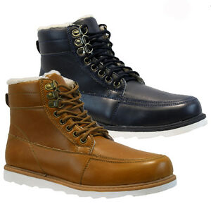MENS-GENTS-FULL-FUR-WINTER-SNOW-WALKING-HIKING-BOOTS-TRAINERS-WORK-SHOES-SIZE