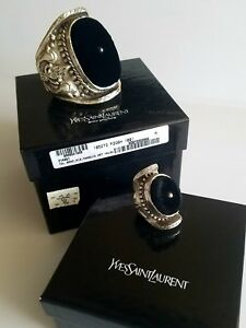 e30c05397997 Tom Ford for Yves Saint Laurent Sterling Silver Cuff and  RING SET ...