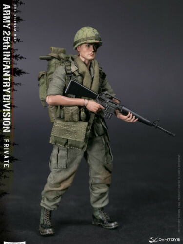 Pre-order DAMTOYS  1//12 POCKET ARMY 25th Infantry Division Private PES004