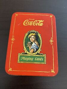 VINTAGE COCA COLA PLAYING CARDS
