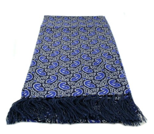 Michelsons uk-small paisley soie foulards