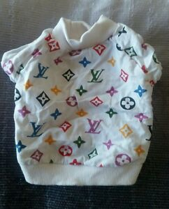 Brand-New-Louis-vuitton-dog-shirt