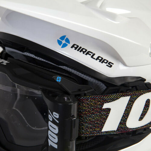 2019 Airflaps Kit Brillenbelüftung Antibeschlagsystem Enduro Motocross Snowboard