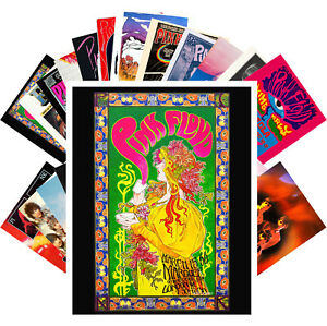 Postcards-Pack-24-cards-Pink-Floyd-Rock-Music-Vintage-Posters-Covers-CC1252