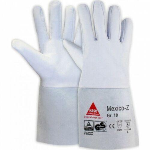 Conejo Wig guante mexico-Z Lang talla 9 403500 mano protección Wig guantes