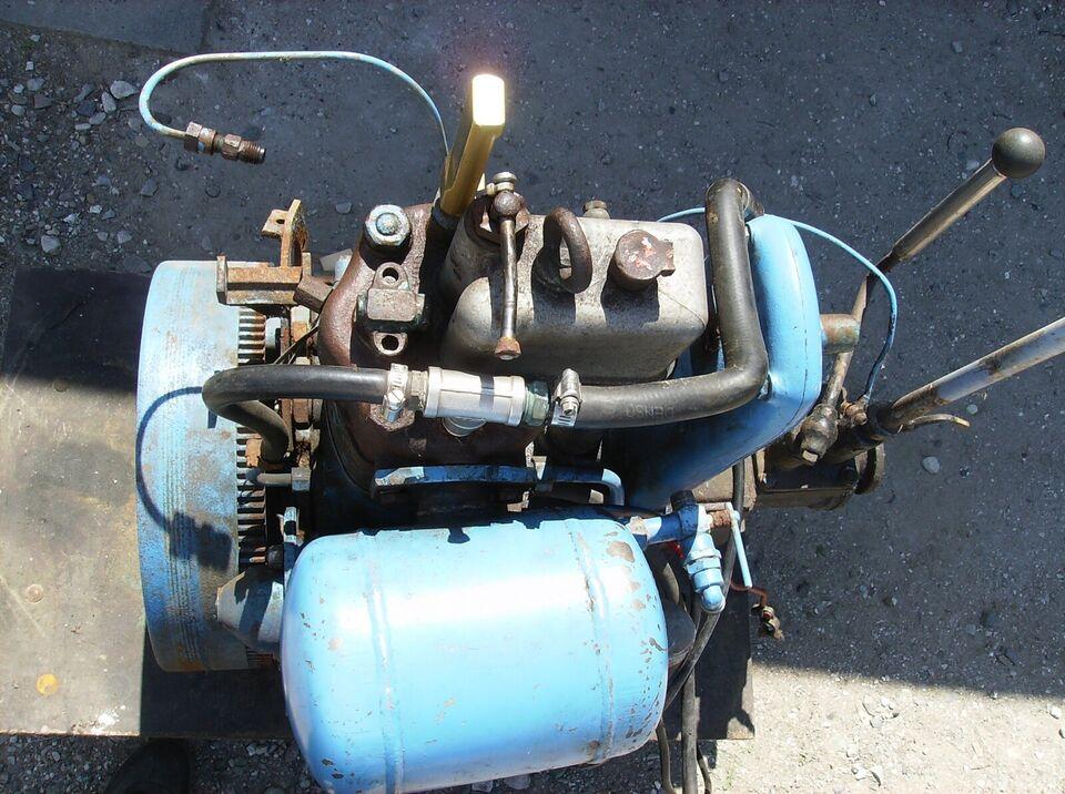 bådmotor , sabb, 10 hk