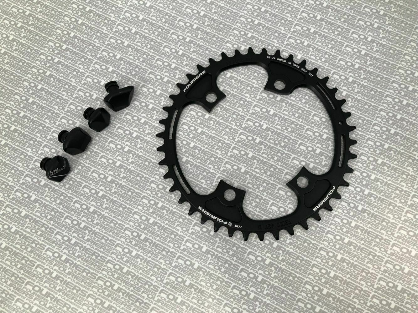 FOURIERS Road Bike NW Chainring Bicycle Shimano Ultegra R8000 42T 46T Chainwheel