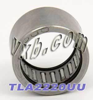 TLA2229UU Needle Bearing 22x28x29