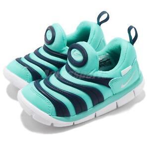 f24d761eb3c6 Nike Dynamo Free TD Aurora Green Igloo White Toddler Infant Baby ...