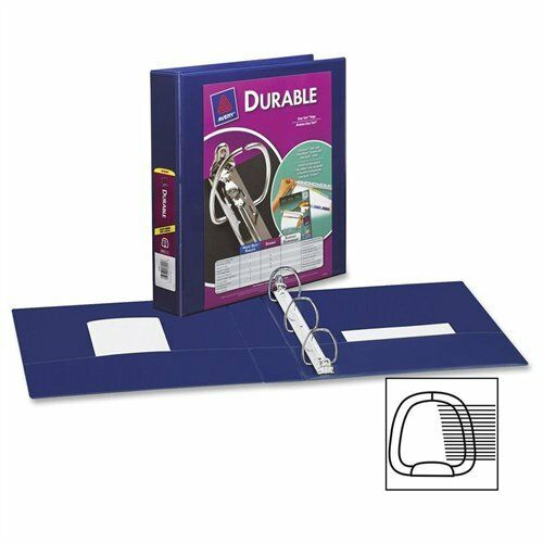Avery Durable Reference View Ring Binder 17024 For Sale