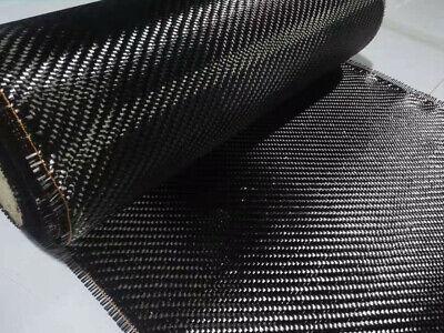 3K 220gsm Toray Real Carbon Fiber Fabric Twill Carbon Fibre Cloth 10 cm 1 meter