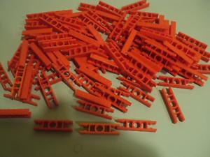 Pieces Lot 100 KNEX BROWN LADDER 2-Position End Connectors Bulk Standard Parts