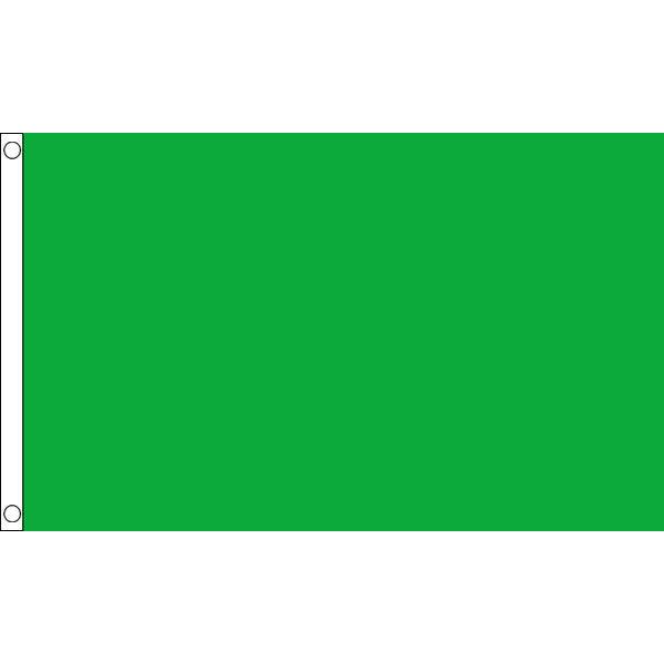 Militaria GREEN FLAG print your own design 5X3 FEET FESTIVALS Verzamelingen