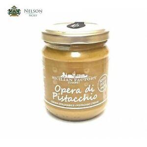 Crema-dolce-al-Pistacchio-senza-Olio-di-Palma-e-latte-da-220-gr-By-Nelson-Sicily