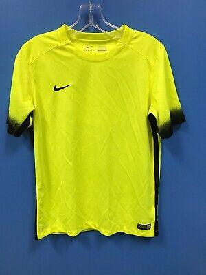 Soccer Shirt Color Highlighter Yellow