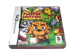 Flipper-Critters-Nintendo-DS-2DS-3DS-Game-Complete
