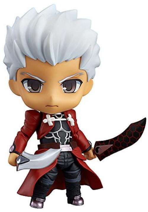 NEW Nendoroid 486 Fate/stay night Archer Super Movable Edition Figure F/S