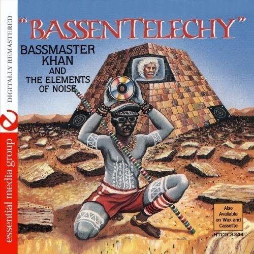Bassmaster Khan - Bassentelechy [New CD] Manufactured On Demand