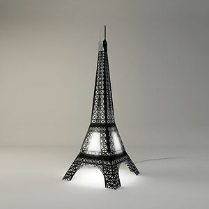 Eiffel tower floor lamp 120cm modern plastic lighting childrens image is loading eiffel tower floor lamp 120cm modern plastic lighting aloadofball Image collections
