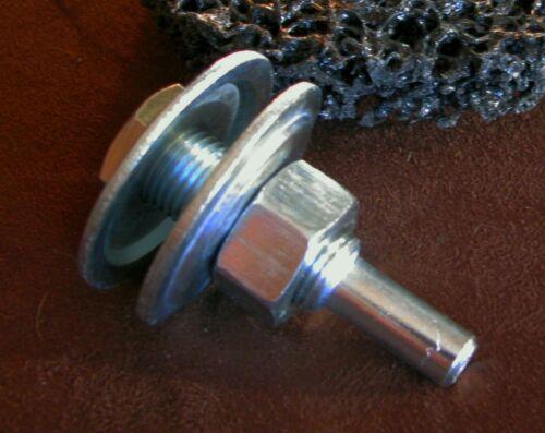 Spanndorn 10-13-14-22 Schaft 6 mm M14 Spannschaft Einspanndorn Aufnahme Adapter