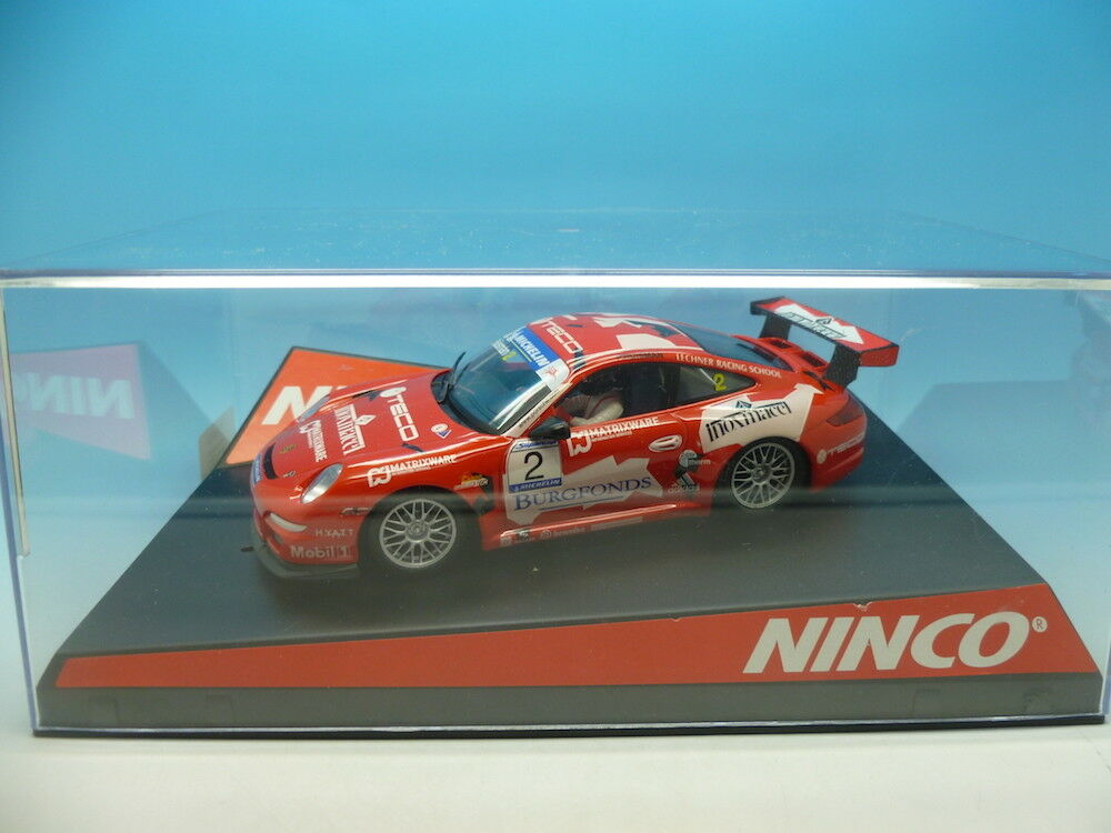Ninco 50468 Porsche 997 Burgfonds, mint unused