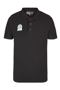 "Polo-Shirt ""Logo"" schwarz UEFA EURO 2020™"