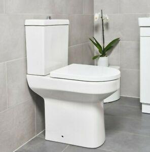 Comfort-Height-Round-Toilet-SLIM-HEAVY-Toilet-Seat